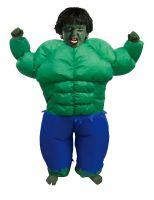 Inflatable Hulk Costume for Kids