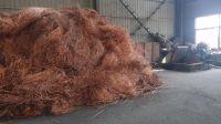 copper scrap  wire 99.99%