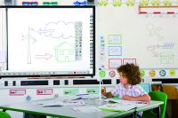 Interactive whiteboard/ Smart Board/ Interactive Display/ Touch panel