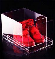 acrylic shoes box sneaker box