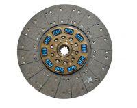 Shanqi SHACMAN F2000 dump truck spare parts clutch disc DZ1560160012 S