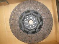 Shanqi SHACMAN F2000 dump truck spare parts clutch disc DZ1560160020