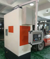 Single station numerical control quenching machine