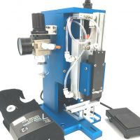 Factory Direct Pneumatic Tagging Gun Tagging Machine For Socks Towels Gloves T shirts Floor mats