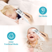 AOJ-20B digital infrared ear thermometer with forehead function household thermometer