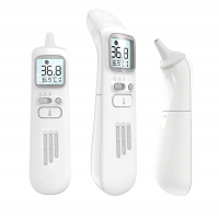 AOJ-20B easy scan digital infrared ear thermometer with forehead function hand thermometer