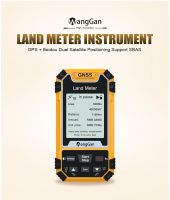 S1 New product handheld gps land meter measuring instruments acre counter survey equipment