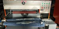 Jeans grinding machine jeans destory