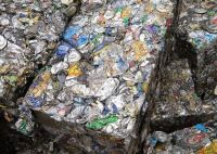 Aluminum UBC Can Scrap