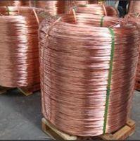 Pure Copper Wire Millberry Scrap 99.9% and Copper Cathode