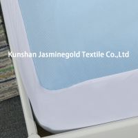 cool fiber waterproof mattress protector