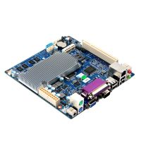 Atom D2550 dual-core CPU motherboard embedded industrial tablet pc 2GB RAM D2550+NM Chipset support 6*USB 2.0