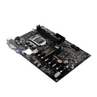LGA1150 socket Intel 4th i3-i5-i7/Pentium/Celeron CPU embedded industrial motherboard for tablet pc support ATX power supply