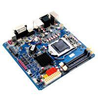 Dual Core LGA1155 DDR3 Industrial 16GB H81 Motherboard support LAN USB