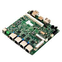 E3845/J1900J1800N2806N2900 DDR3 8GB Ram Industrial Motherboard support 4* I211AT Gigabit Ethernet