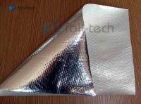 max 2.4m width aluminum foil woven fabric