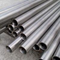 Supply high temperature resistant polished Gr1 Gr2 titanium tubes