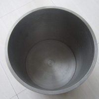 factory price 99.95w% purity tungsten crucible