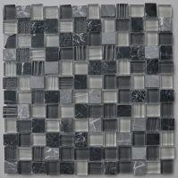 Glass and Stone Mosaic - MD-0511WEAVEMS1P