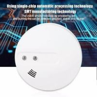 Factory Price Fire Alarm Smoke Detector with 9V battery operated