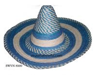 Mexican Straw Hat, Mexican Sombreros Hat