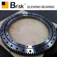 hunan brisk machinery co.,ltd supply sy210 swing bearing