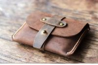 leather Card holders