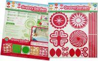 Wall Stickers Groovy Garden