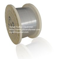 Bare Aluminum Flat Wire