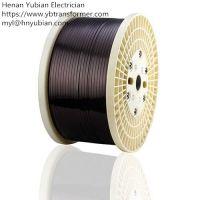Enamelled Aluminium Flat Wire