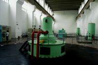 Francis turbine generator for Hydro power plant