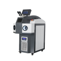 Yag 200w Jewelry Lightweight integrated laser welding machine
