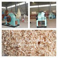 Wood Shaving Machine/ Small Flake Wood Shavings - From China Baifa Machinery