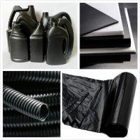 color master batch black plastic granules for PE bottles