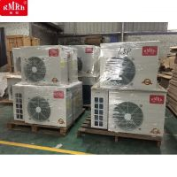 factory supply air source heat equipment hot water heat for small chamber