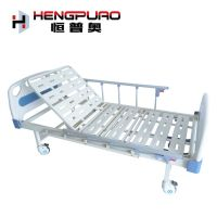 hospital furniture adjustable manual medical bed for patient