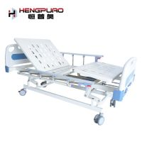 manufacturer medical nursing three functions hospital bed for elderly