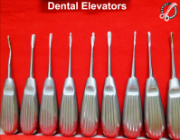 Dental Root Elevators Set