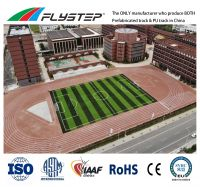 Cheap Price Water-Proof Anti-UV Prefabricated Rubber Althetic Running Track for School Construction