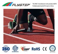 Professional Prefabricated Synthetic Rubber Running Racetrack Maker in China