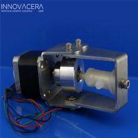 High Pressure Alumina Ceramic Hydraulic Plunger Pump/ Ceramic Piston Pump for Fluid Metering