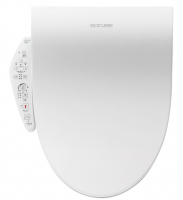 electronic high quality cheap toilet bidet seat with cold and warm water bidet seat