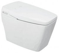 Intelligent smart self-clean heated electric bowl intelligent toilet automatic toilet