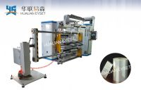YS-K1300/1600 BOPP/ PET/ PVC Film High Speed Slitter Rewinder Machine FOR Aluminum foil LABLE