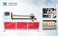 Paper Roll Slitting & Rewinding Machine Automatic Core Cutting Single Round Knife