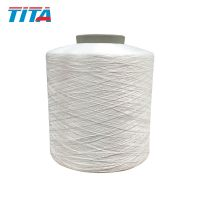 Polyester twisted yarn FDY 150D/48F