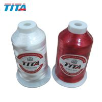 Polyester embroidery thread 150D/2