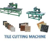 Portable Laterite Tile Cutting Machine