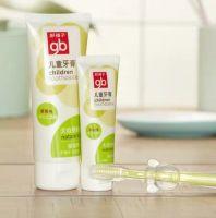 GoodBaby toothpaste fluorine-free baby toothpaste baby toothpaste strawberry toothpaste