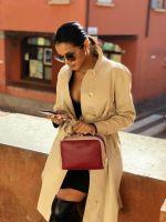 Women bags Dante Agostini Roberta 100% leather